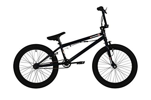 2018Haro Vorderseite DLX Gyro 50,8cm Rad BMX Bike 20.3tt schwarz