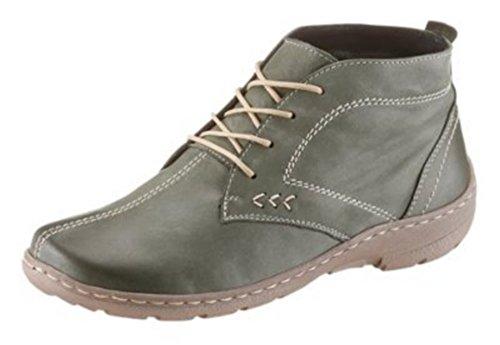 Unbekannt Boots, Stivali donna Oliva