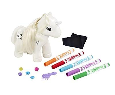"""Crayola 93020 """"Colour n Style Unicorn Craft Kit"""