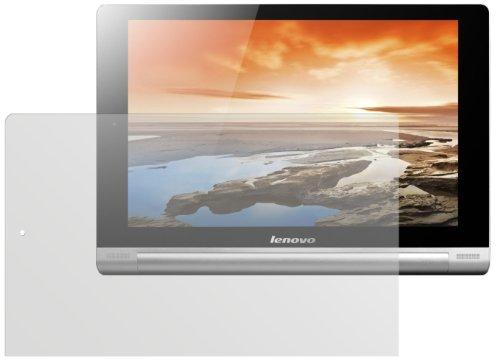 dipos I 2X Schutzfolie matt passend für Lenovo IdeaPad Yoga Tablet 2 (10,1 Zoll) Folie Bildschirmschutzfolie