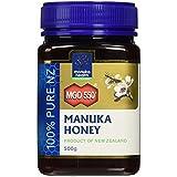 Manuka Health – Manuka Honung MGO 550 (500 g) – 100% ren från Nya Zeeland med certifierad metylglyoxal halt