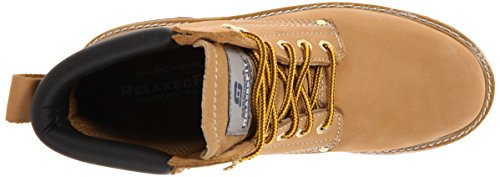 Skechers For Work Foreman arel Boot Wheat