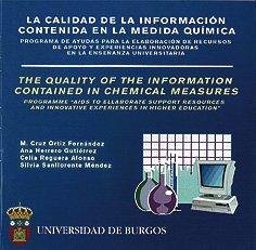La calidad de la Información contenida en la medida Química