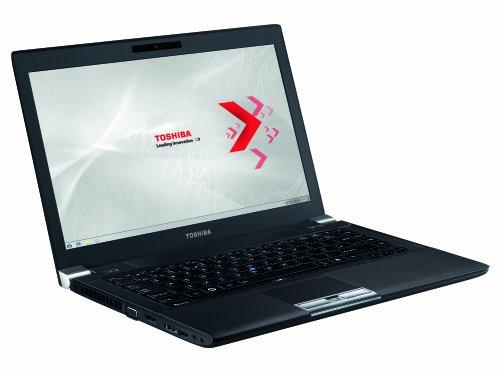 Toshiba Tecra R840-11E 35,5 cm (14 Zoll) Notebook (Intel Core i5 2520M, 2,5GHz, 4GB RAM, 320GB HDD, Intel HD 3000, DVD, Win 7 Pro) Toshiba Notebook 14 Zoll