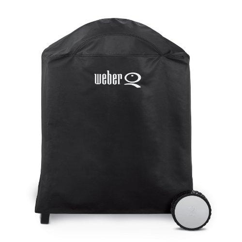 Weber 6552 Abdeckhaube Premium Weber Q 200 (Weber Q 200 Grill)