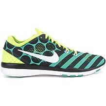detailed look ee467 0c620 Nike Wmn Free 5.0 TR Fit 4 PRT, Scarpe da Running Donna