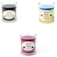 Candle Factory Party Light Set di candele 3 pezzi