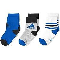 adidas Kinder LK Ankle S 3PP Socken, Unisex XS