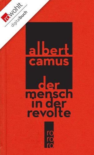 Buchseite und Rezensionen zu 'Der Mensch in der Revolte' von Albert Camus