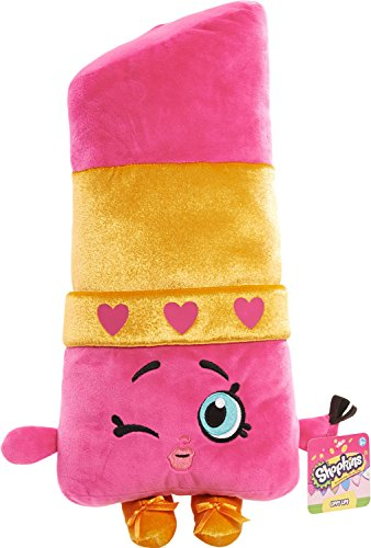 Shopkins Lippy Lips Cuddle Taie d'oreiller en Peluche