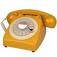 ZTMN Kabelgebundene Telefone, Festnetztelefone, Telefon an der Wand, Festnetztelefone, Festnetztelefone, Hotels, Hotels, Keine Tasten an der Festnetzwand, Anrufbeantworter (Farbe: B)