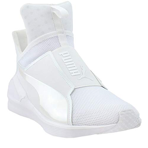 Puma PUMAFIERCE Core - Fierce Core da Uomo, Bianco White, 44.5 EU