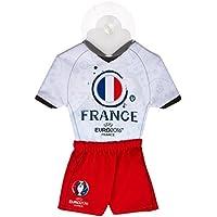 UEFA EURO 2016 auto-camiseta de Francia (mini-KIT)