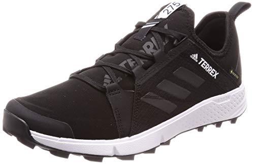 adidas Terrex Agravic Speed Gtx Scarpe da Nordic Walking Uomo, Nero (Core Black/Core Black/Ftwr White Core Black/Core Black/Ftwr White), 46 EU (11 UK)
