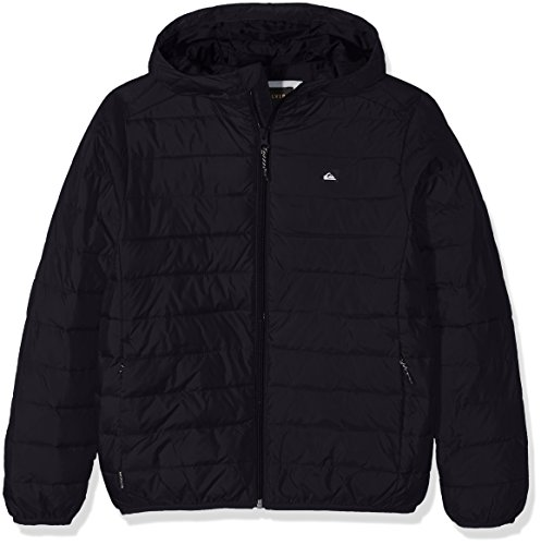 Quiksilver Jungen Jackets Scaly Youth B, schwarz, S/10