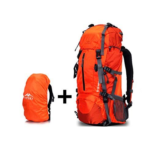 Alpinismo da esterno escursionismo paesaggio da montagna regolabile che trasporta comodo zaino da alpinismo zaino per alpinismo [serie outdoor] 40l (copertura impermeabile gratuita)