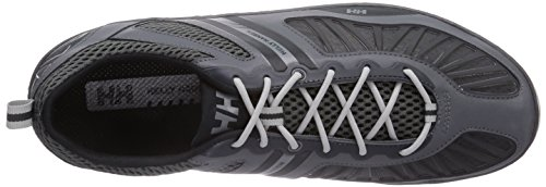 Helly Hansen Uomo Hydropower 4 scarpe sportive Marrón / Negro (964 Charcoal / Ebony / Antique)