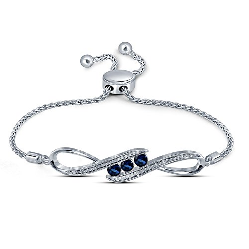 005-cttw-round-white-diamond-with-synthetic-blue-sapphire-rhodium-over-925-sterling-silver-infinity-