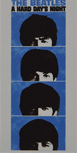 The Beatles Hdn Film Magnetic Bookmark