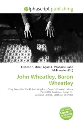 John Wheatley, Baron Wheatley