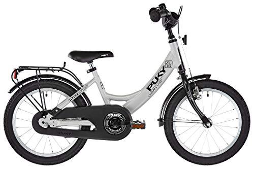 Puky ZL 16-1 Alu Kinder Fahrrad grau/schwarz