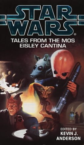 Cover of Tales From The Mos Eisley Cantina (Star Wars)