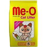 Oem Systems Meo Cat Litter - 5 Ltr (Pack Of 2 , Lemon Fresh)
