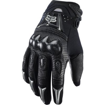 Fox Bomber Glove Men black Größe L 2016 Fahrradhandschuhe (Fox Racing Bomber Handschuhe)