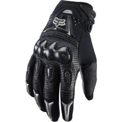 fox bomber handschuhe Fox Bomber Glove Men black Größe L 2016 Fahrradhandschuhe
