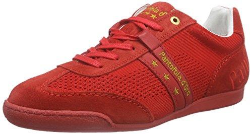 Rot Pantofola Low Techknit Ascoli RACING RED Top Herren dOro avqYZa
