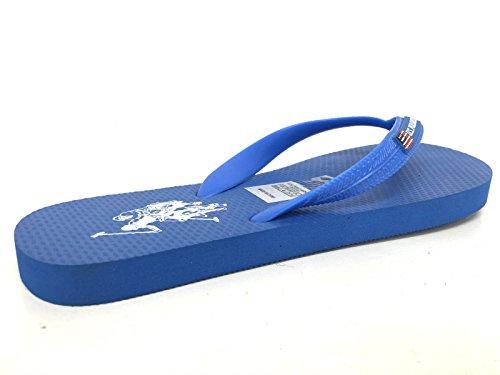 US Polo ASSN. - Chaussures - Sport Chaussons Plastic Man Woman - VAIAK4275S3-G1C Bleu