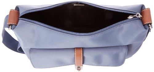 La Bagagerie Allee Z Damen Schultertaschen Blau (Jean)