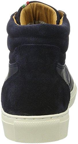 Pantofola d'Oro Herren Monza Uomo Mid Hohe Sneaker Blau (Dress Blues)
