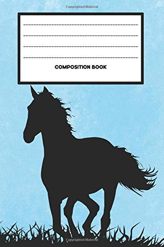 Composition Book: College Ruled Notebook | Composition Book | Diary | Letter por Sally James