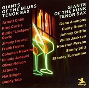 Various - Sax Giants