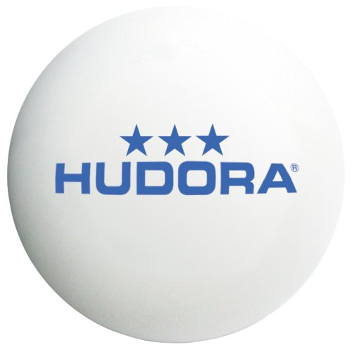 HUDORA Tischtennisbälle, 6 Stück - 76275