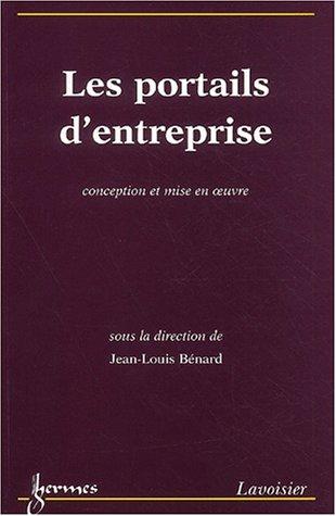 Les Portails d'entreprise : Conception et Mise en oeuvre
