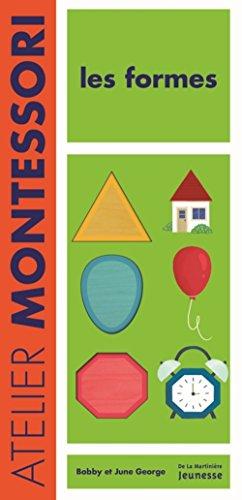 Atelier Montessori : Les formes