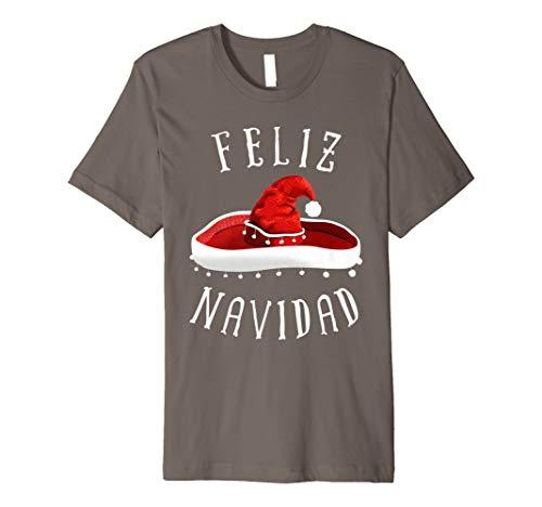 2de122131ebbe Feliz navidad t-shirt the best Amazon price in SaveMoney.es