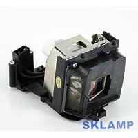 Sharp PG-F212X, PG-F212Sklamp AN-F212LP uyumlu projektör lamba ile gövde için X-L kumanda, PG-F255W, PG-F255X, PG-F262X, PG-F325L