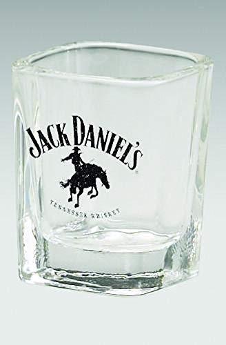 (JACK DANIEL'S WESTERN VINTAGE SHOT GLAS)