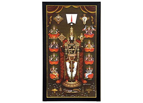 Asta Lakshmi Venkateswara Swamy Photo Frame