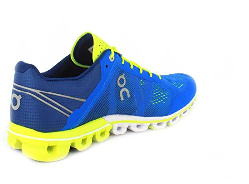 On Running Cloudflow Malibu Neon Blau