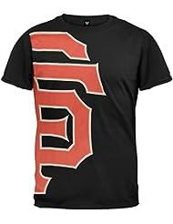 San Francisco Giants une pouss'excessive des Logo T-Shirt doux