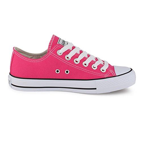 Sneakers best-boots da donna scarpe da ginnastica atletica scarpe Cords Slipper Pink