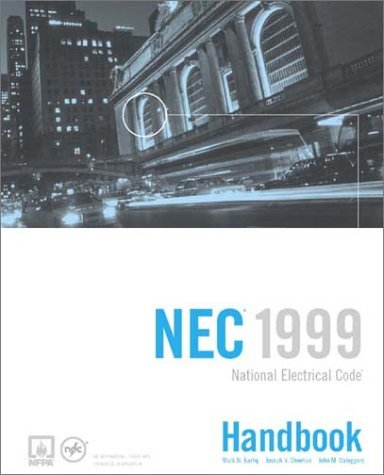 National Electrical Code, NEC Handbook 1999 (National Fire Protection Association//National Electrical Code Handbook) by National Fire Protection Association (1999-02-09)