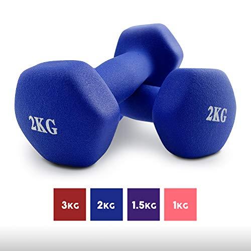 2X 1,5kg 2X 2,5kg crossfit 2X 3kg-2x 4kg-2x 5kg-2x 6kg 4,0 artes marciales yoga pesa pies y mu/ñeca fitness gimnasia 2X 0,5kg Sports Pu/ños de peso C.P 2X 2kg aer/óbicos 2X 1kg