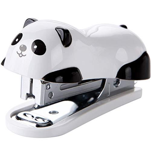 LF stores Agrafeuses 1 Pcs Mini Panda Agrafeuse Set Cartoon...