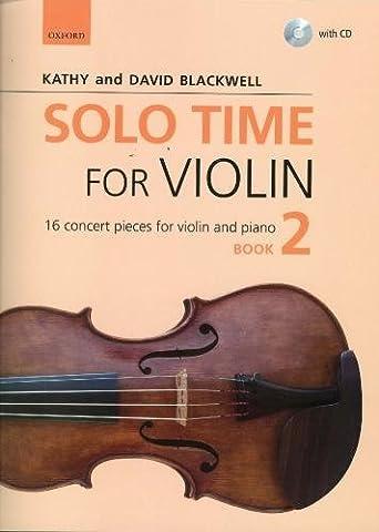 Solo Time Violin Book 2