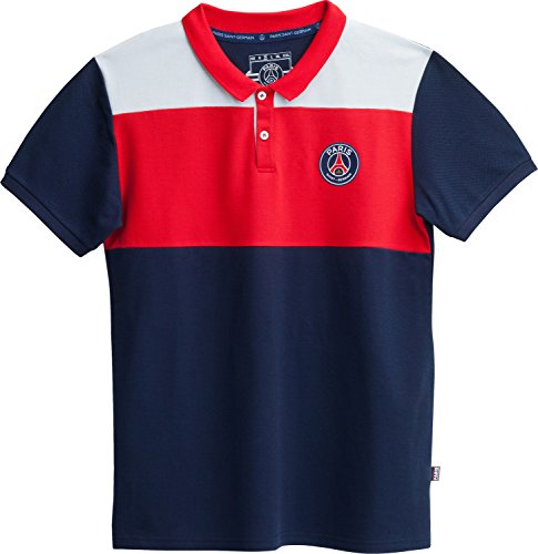 PARIS SAINT GERMAIN Polo PSG - Collection Officielle Taille Adulte Homme M 608125db763